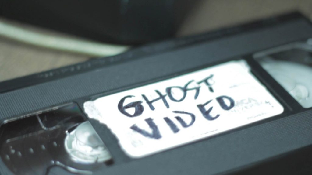 """""""Ghost Tape"""" from Digital Negative"""